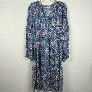 World Marker Bohemian Dress